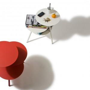 Praktyczny i oryginalny stolik Trio. Fot. Studio Julian Appelius.