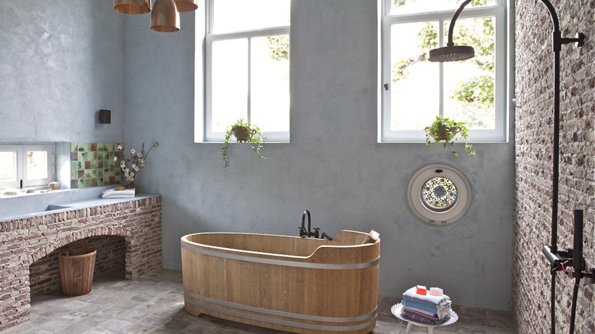 łazienka W Stylu Country 26 Inspirujących Aranżacji
