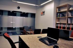 Wnętrze biura