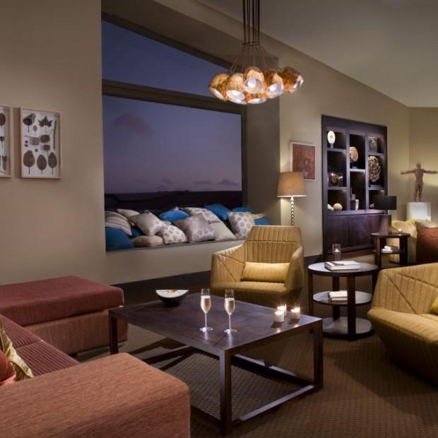 Na szczycie klifu. Hotel Scarlet w Kornwalii