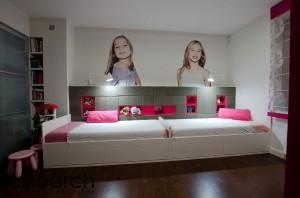 Apartament Marina Mokotów - pokój dziecięcy.