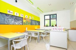 kawiarnia sala warsztatowa