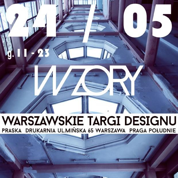 Już wkrótce trzecia edycja Warszawskich Targów Designu WZORY