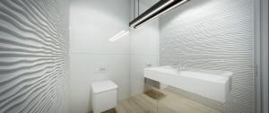 Mieszkanie Gdańsk - łazienka.