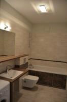 Mieszkanie na Górczewskiej, łazienka.