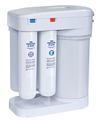 Góra System oczyszczania wody DWM Morion – kuchenna stacja uzdatniania GV84