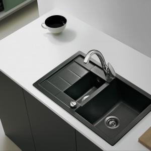 Seria Astral, dzięki swoim kompaktowym rozmiarom będą idealnym rozwiązaniem nawet do niewielkich kuchni. Fot. Teka.