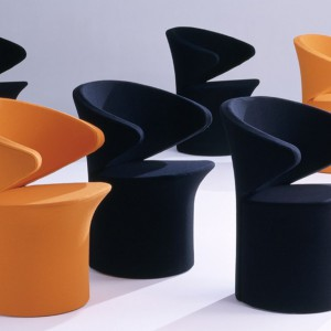 Krzesła Focus. Fot. Adelta.