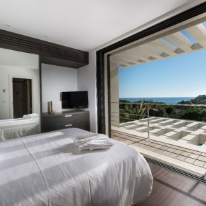 Fot.The Olive Home Design in Saint-Tropez / Evitiel.