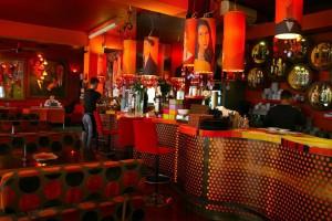 Nasze realizacje wnętrz publicznych - restauracja Nova.
