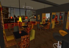 Restauracja Nobo.