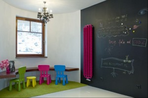 Zdjęcia realizacji projektu wnętrz Agencji Artystycznej Bliss Point.