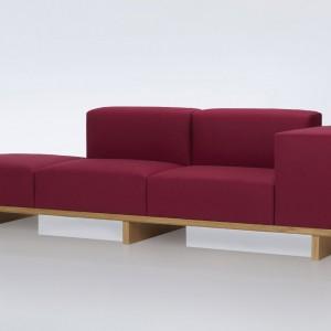 Geta Sofa projektu Arika Levy'ego. Fot. Modus.