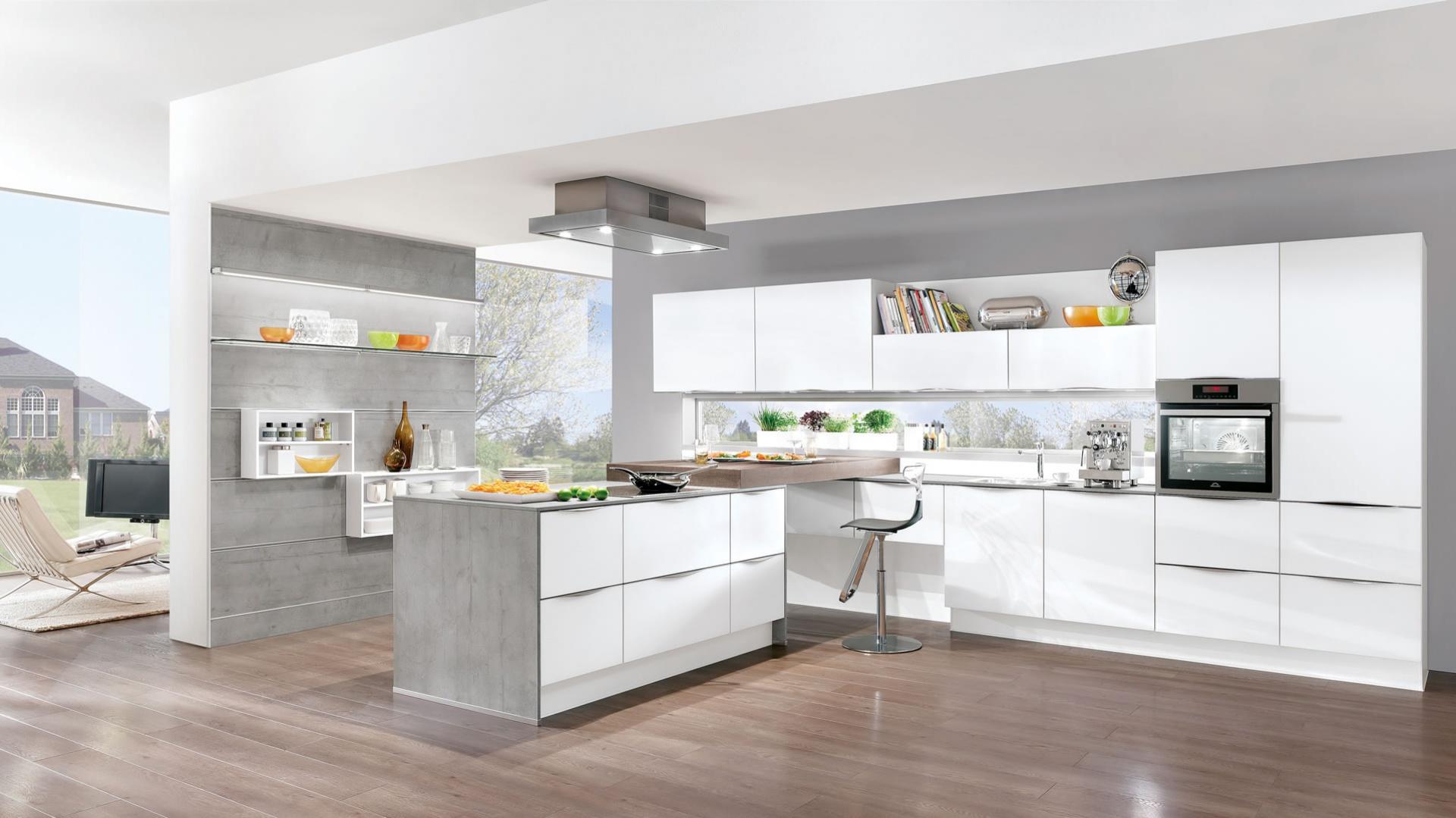 15 Pomysłów Na Modną Białą Kuchnię