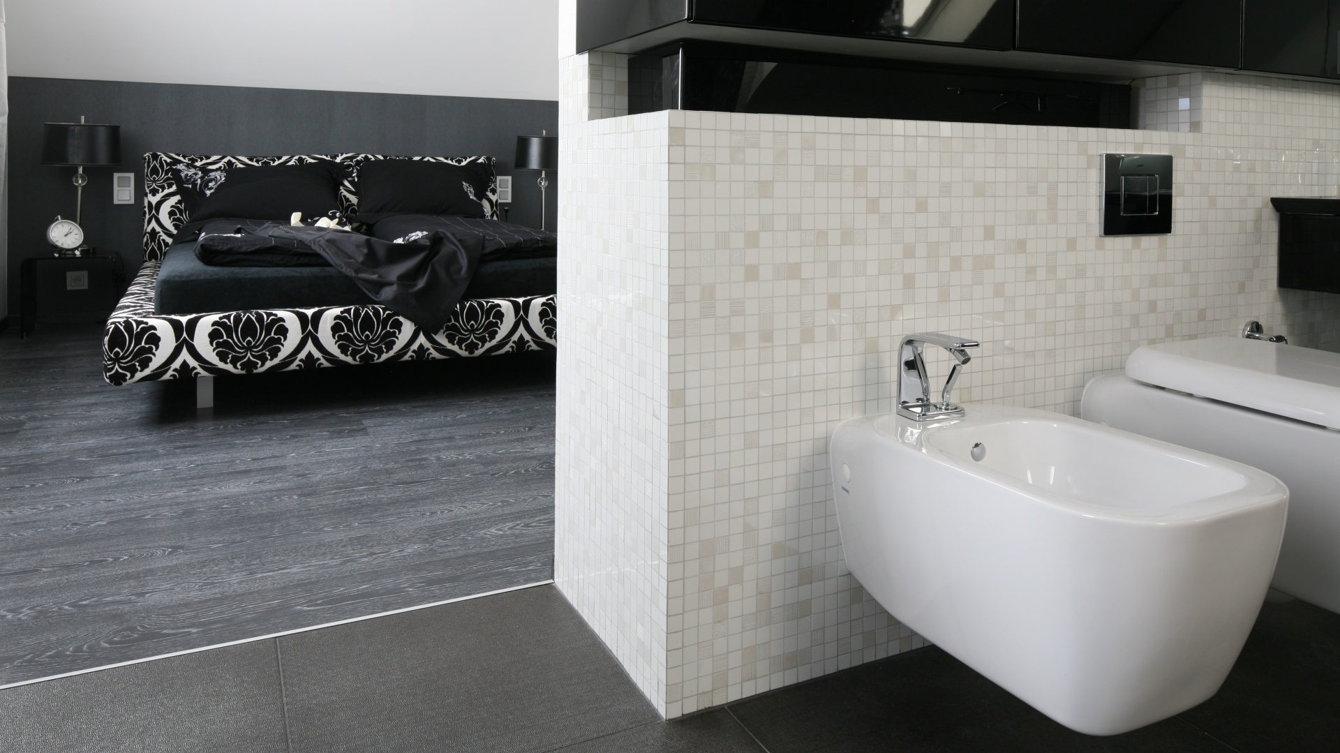 Sypialnia Z łazienką Ciekawe Pomysły Polskich Architektów