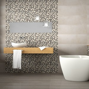 Piękna mozaika pochodzi z kolekcji Mates firmy Togama. Fot. Togama.