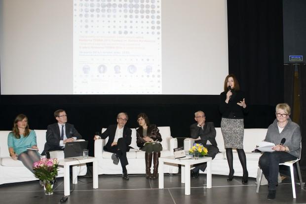 Pod koniec marca br. Fundacja im. Stefana Kuryłowicza ogłosiła II. edycję Konkursu dla architektów TEORIA 2014. Jednocześnie odbyła się uroczystość wręczenia nagrody laureatce ubiegłorocznej edycji konkursu TEORIA 2013, w kt&oacu