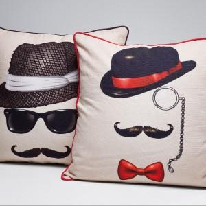 Zabawne poduszki. Fot. Kare Design.
