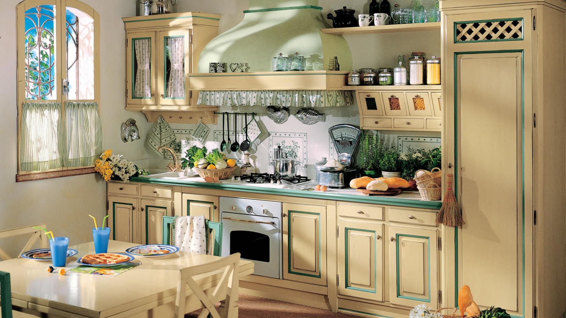 Kuchnia Klasyczna 15 Najładniejszych Aranżacji