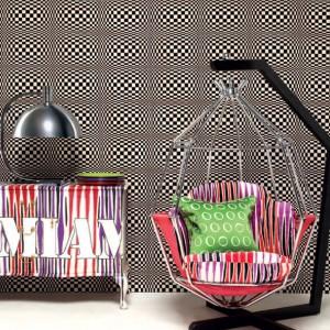 Kolekcja Miami Zinc Textile. Fot. Zinc Textile.