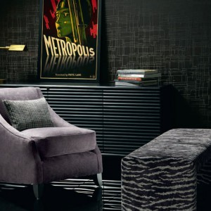 Elegancka tapeta Metropolis. Mark Alexander.