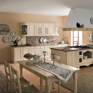 Meble kuchenne z kolekcji Ducale. Wykonane z drewna. Dzięki nim wnętrze zyska ciepły, domowy klimat. Wycena indywidualna, Arrital Cucine.