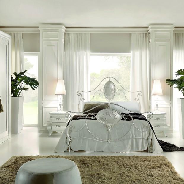 Najpiękniejsze łóżka w klasycznym stylu