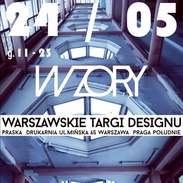 Już za tydzień trzecia edycja Warszawskich Targów Designu WZORY