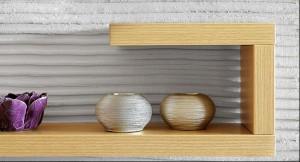 Z bambusem w tle - hall.