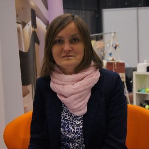 Iwona Zasławska, pracownia 3miasto Design. Fot. Justyna Majkowska.