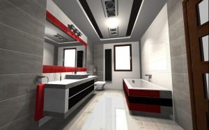 Kolorowa łazienka 7.