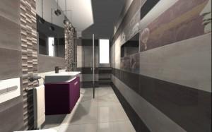 Kolorowa łazienka 6.