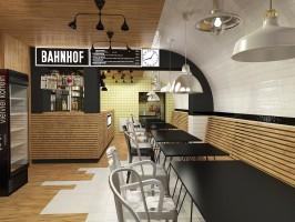 Bar Bahnhof.