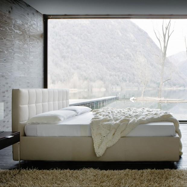 20 pomysłów na wnętrze w naturalnych kolorach - wybieramy meble do sypialni