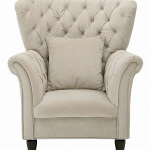 Fotel Cupido Es. Siedzisko wypełnione falistą sprężyną i pianką, oparcie – pasem tapicerskim i pianką. Prezentowany fotel wykonany w tkaninie z kolekcji Velvet (M4180), wyposażony w drewniane stopki, wybarwiane wg wzornika. Wym. 112/96/86. 999 zł (cena nie zawiera poduszki ozdobnej), Black Red White.