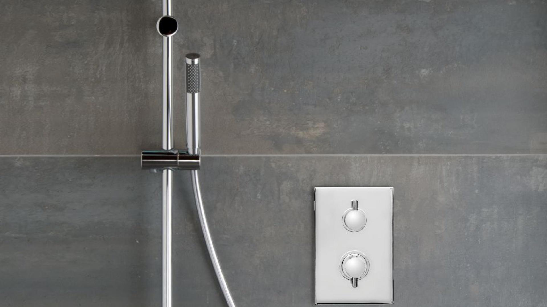 Baterie Prysznicowe Z Termostatem Modne I Nowoczesne Pomysły Do