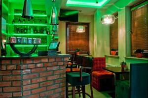 Restauracja w Lublinie.