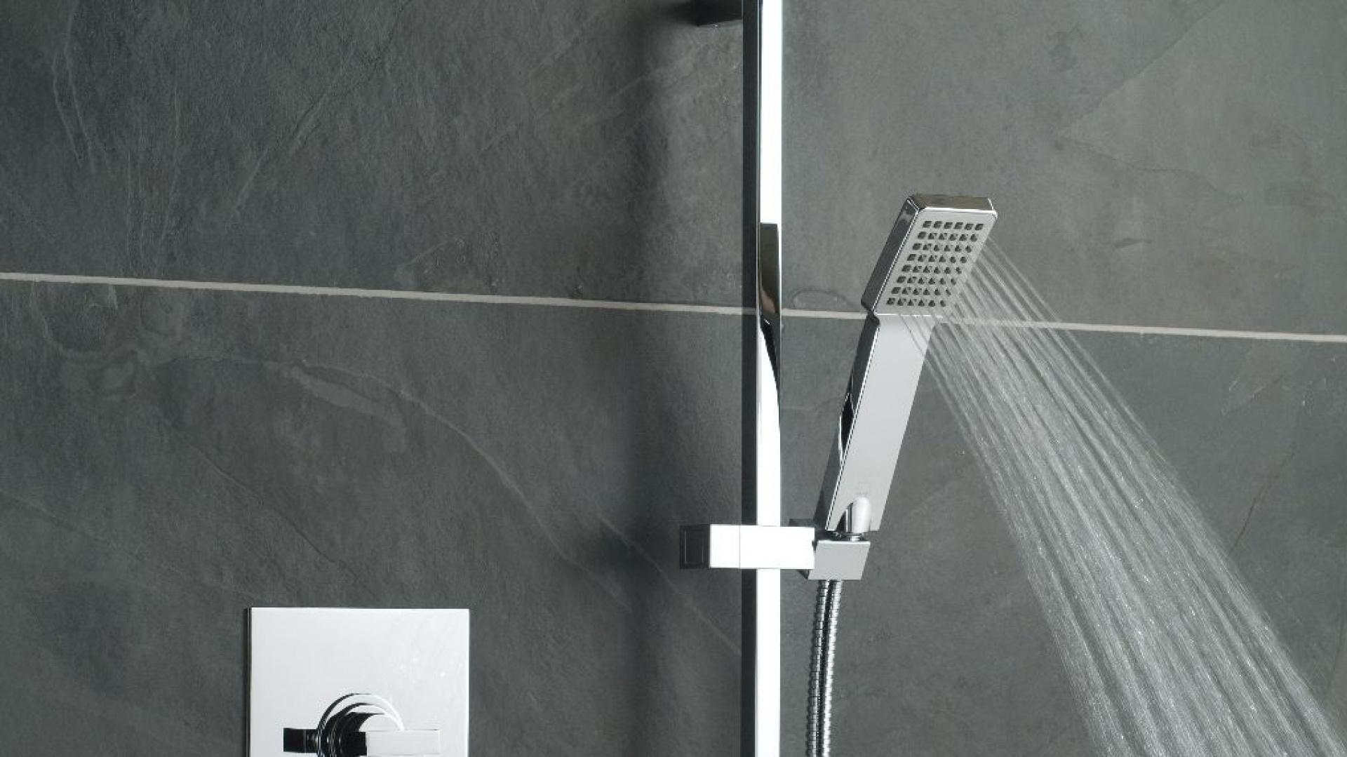 Baterie Prysznicowe Z Termostatem Modne I Nowoczesne
