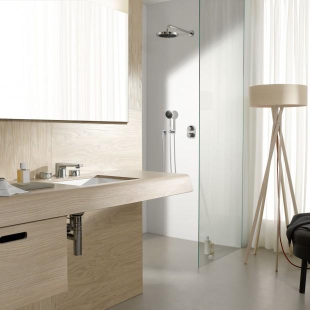Łazienki w stylu modernizmu – ekskluzywne i z charakterem. 12 aranżacji
