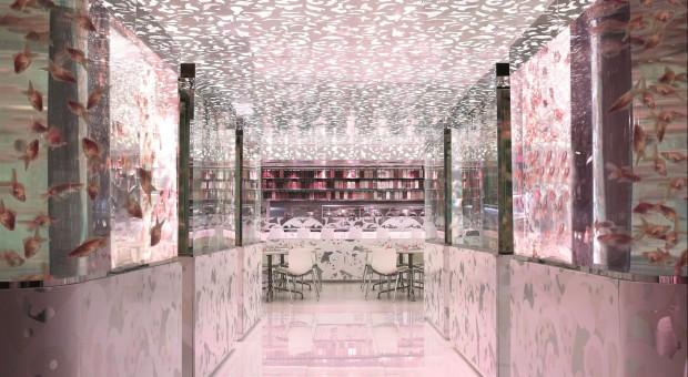 Chińskie światła i cienie. Restauracja Beijing Noodle No. 9 w Las Vegas