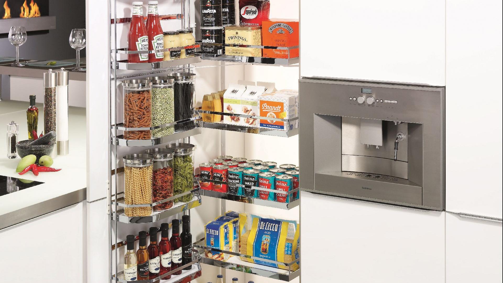 Spiżarnia Pełna Pomysłów Urządzamy Miejsce Na Zapasy W Kuchni