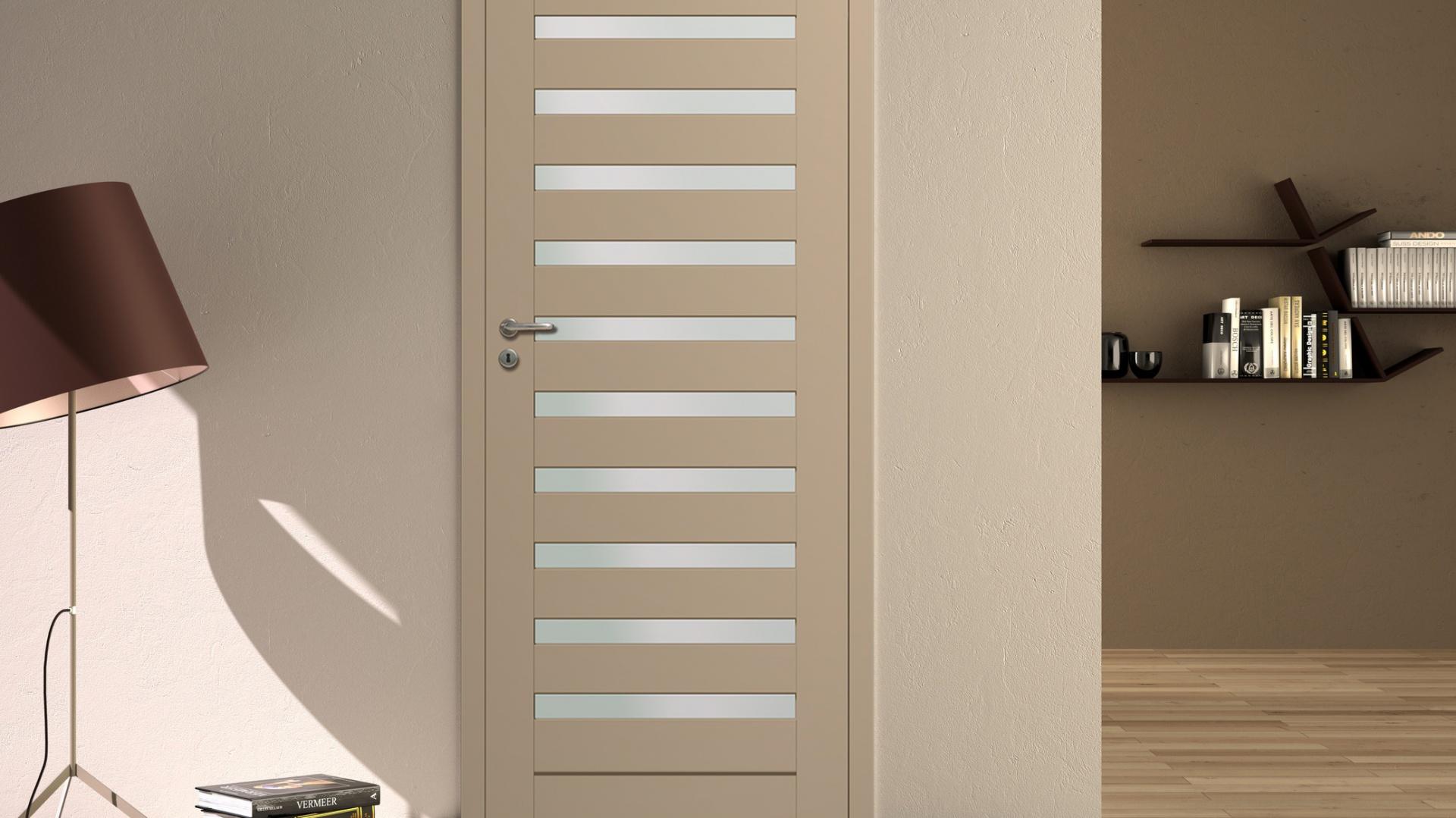 Zupełnie nowe Drzwi wewnętrzne: co warto wiedzieć zanim je kupimy? Galeria GP01