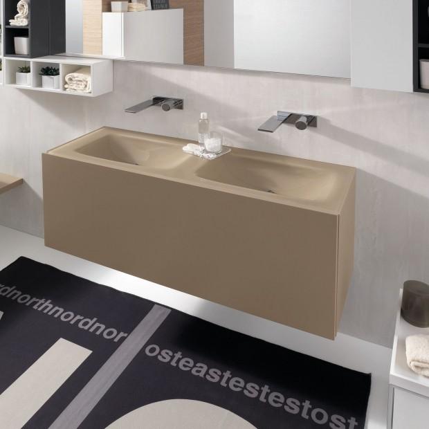 Kolorowe umywalki – zobacz najpiękniejsze modele światowych marek