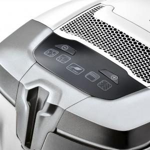 Wyświetlacz z przyciskami sterującymi – crooSer eco plus.