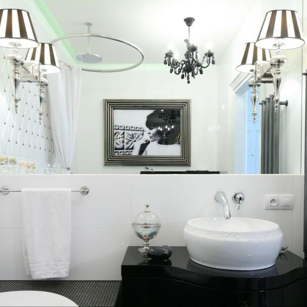 Lustro w łazience. 25 najciekawszych rozwiązań z polskich domów
