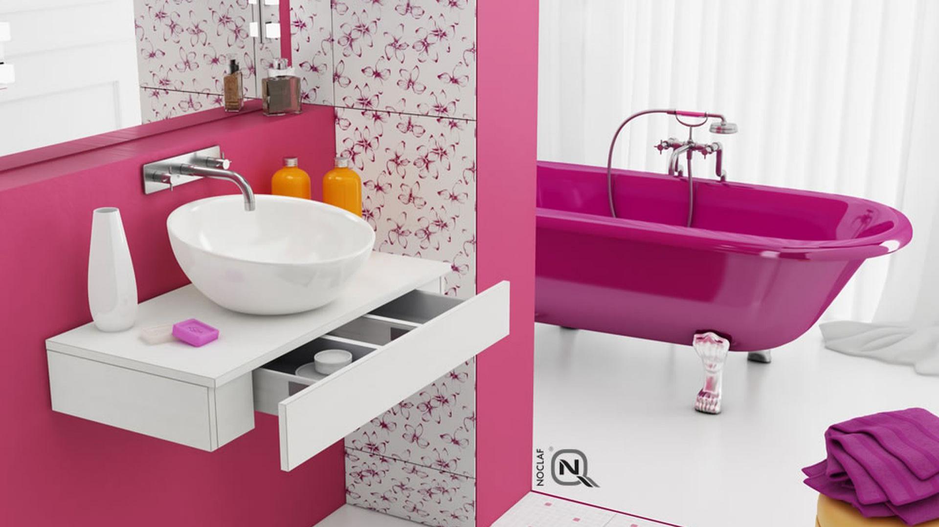 Szafka pod umywalkę z kolekcji Sabrina marki Noclaf. Fot. Noclaf