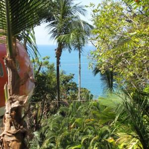 Widok z domu na morze. Fot. Hotel Costa Verde, Costaverde.com