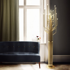 Delikatna lampa Janis. Fot. Delightfull.