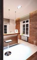 Realizacja projektu strefy dziennej w domu jednorodzinnym w Starogardzie Gdańskim.