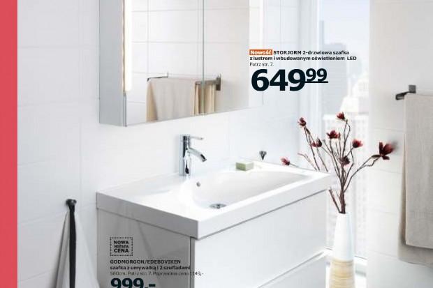 IKEA: najnowszy katalog Łazienki 2014